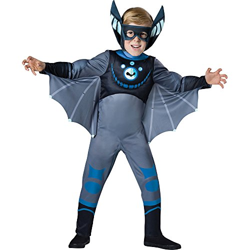 InCharacter Costumes Bat - Blue Costume, One Color, Small]()