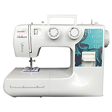 Sewing Machine FULL SIZE AUSTIN KP40L Deluxe 40 AUTO SELECT STITCH Gorgeous Buy Sewing Machine Uk
