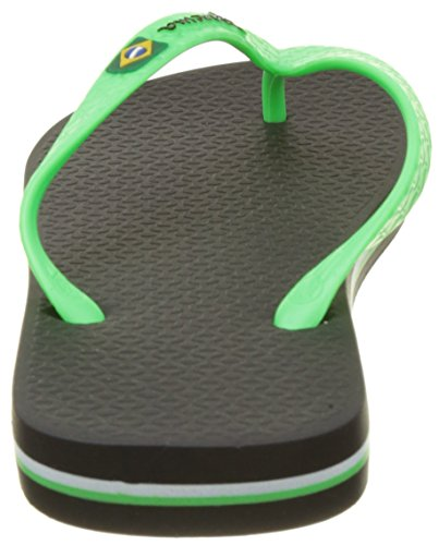 Noir Homme green Tongs Ii Ipanema Brasil black Hom Classica 1qwS1gYH