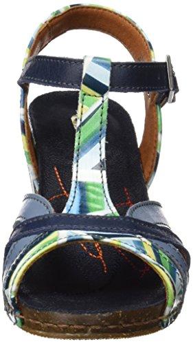 Føler På Farver Womens striber Forskellige Strimmel Sandaler Fantasy Kunst 0239 Jeg z01tnw