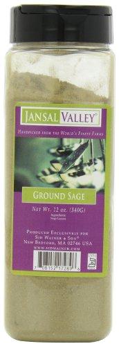 Jansal Valley Ground Sage, 12 Ounce