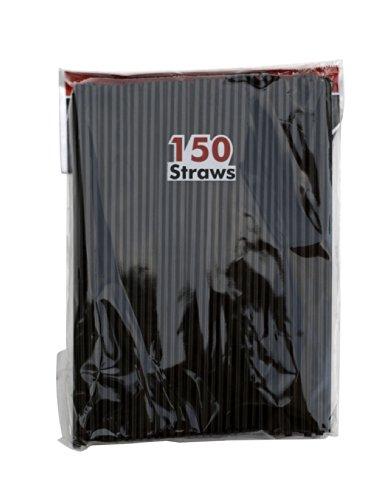 Chef Craft 5 Inch Coffee Stirrer Straws - Set of 150, Pack of 1