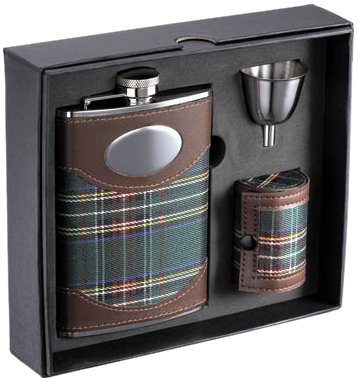VisolEdinburgh Plaid Cloth Stainless