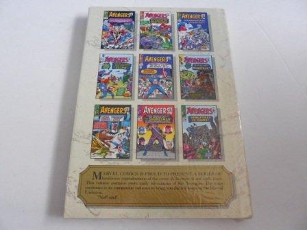 Marvel Masterworks: The Avengers Volume 2 (Reprints The Avengers #11-20) (#9) (1989)