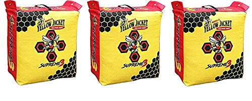 Morrell Yellow Jacket Supreme 3 Field Point Bag Archery Target (Thrее Расk) by Morrell