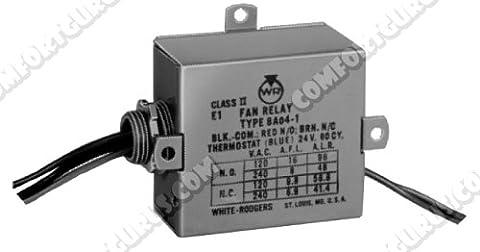 Emerson 8A04-1 Relay Fan, 24 VAC