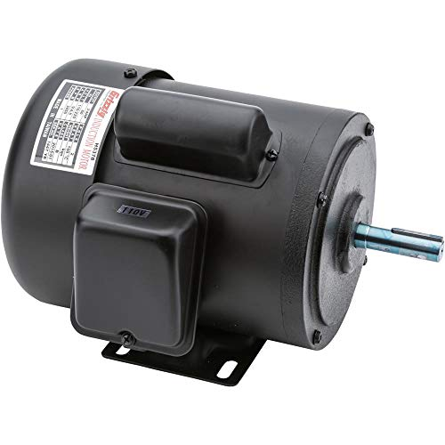 Grizzly H5378 Motor 3/4 HP Single-Phase 3450 RPM TEFC 110V/220V ()