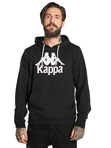 Noir Homme Kappa Hoodie Zimim Auth Sweat qH4Bwv4XW