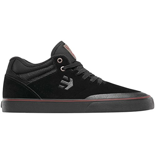 Etnies Mens Men's Marana Vulc MT Skate Shoe, Black/Brown, 9.5 Medium US