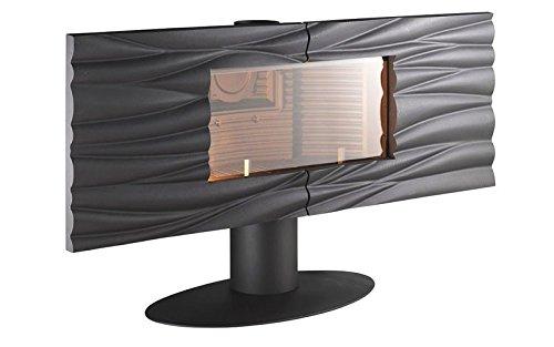 Invicta 6116 - 44 - Invicta Gaya 6116 - 44 - Estufa Chimenea de hierro fundido con madera - Potencia 15 kW - Color Gris Antracita: Amazon.es: Grandes ...