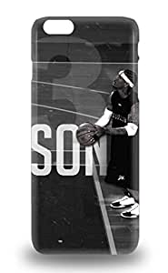 Forever Collectibles NBA Philadelphia 76ers Allen Iverson #3 Hard Snap On Iphone 6 Plus Case 3D PC Soft Case