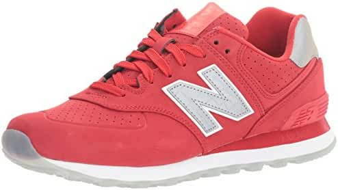 New Balance Men's ML574 Luxe Pack Fashion Sneaker