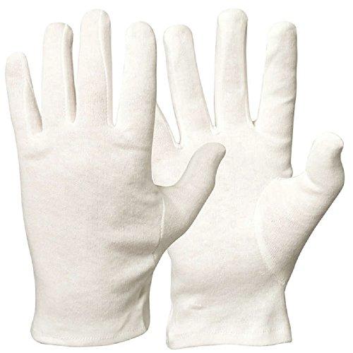 きょうだい取り消す励起【アトピー】【アレルギー】 グランバーグ ひっかき防止コットン手袋:アダルト用