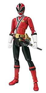 Power Rangers Samurai: Shinken Red Ranger (S.H. Figuarts) Action Figure [Toy] (japan import)