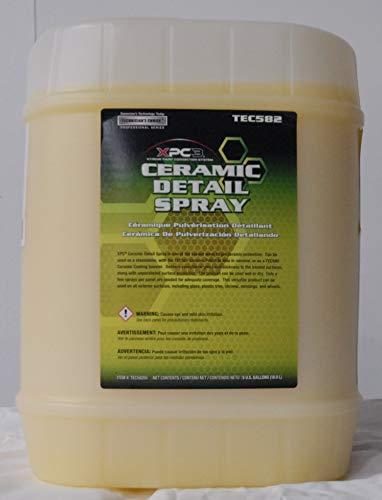 Technicians Choice TEC582 Ceramic Detail Spray (5 Gallon)