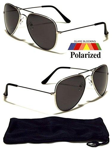 mens-polarized-sunglasses-mirror-driving-aviator-outdoor-sports-eyewear-glasses-silver-w-black-lens-