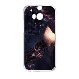 HTC One M8 Phone Case Cover White League of Legends Lucian EUA15963302 Jillians Phone Cases