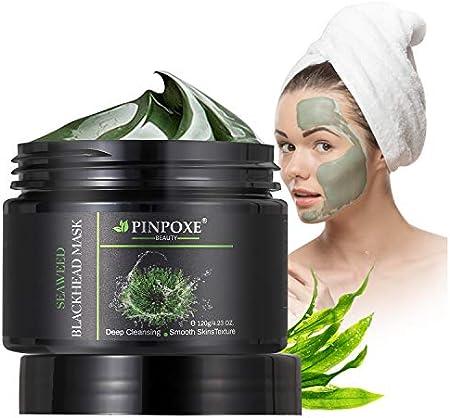 La máscara facial PINPOXE Thalasso combina valiosos ingredientes del océano en una fórmula innovador