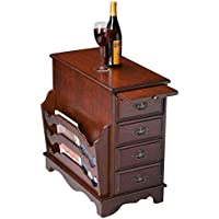 Butler Specialty Company 7038024 Gregory Plantation Magazine Table, Cherry