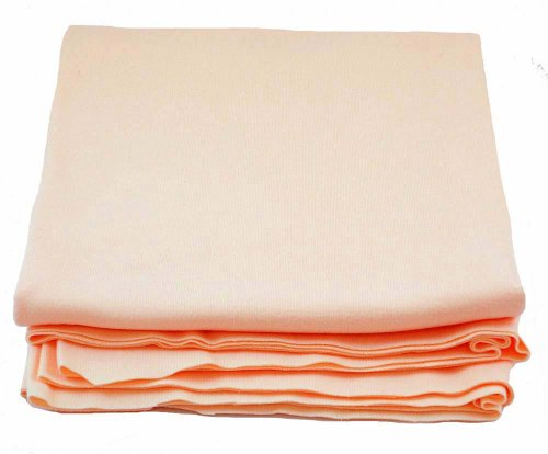 100% Cotton Knit Waldorf Doll Skin Fabric – One Yard Peach