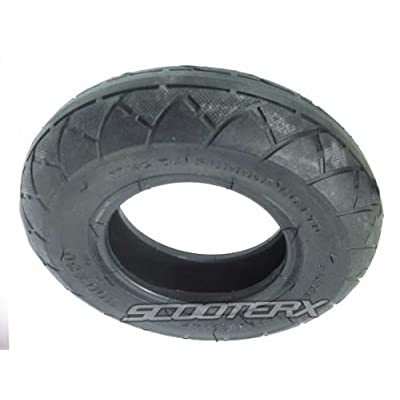 SCOOTERX 200x50 Tire for Gas Scooter, Go Kart, Pocket Bike, Wheel Chair : Sports Scooter Wheels : Sports & Outdoors [5Bkhe2006275]