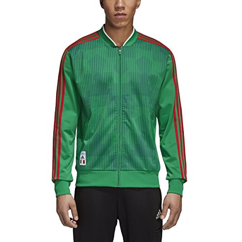 - adidas World Cup Soccer Mexico Men's Track Top, Large, Green