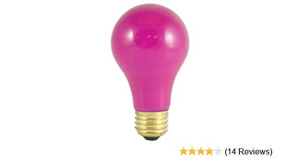 new a19 25 watt 34 volt light bulb