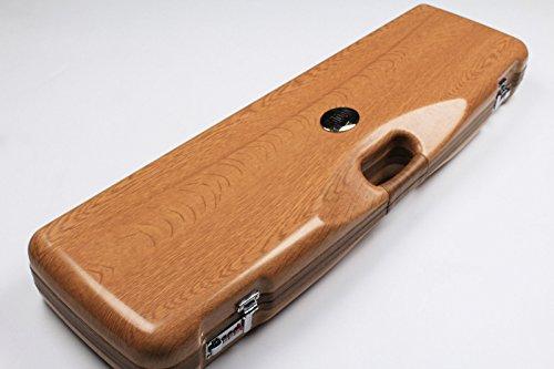 3x4 Billiard Stick/Pool Cue Hard Carrying Case (62504-wood)