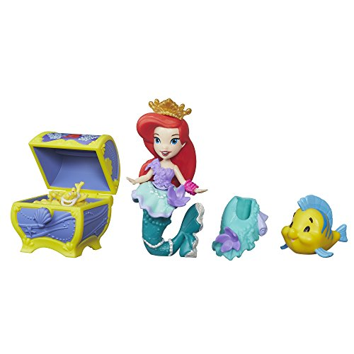 Disney Princess Little Kingdom Ariel's Treasure Chest -