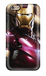 For Iphone 6 Phone Case Cover(iron Man Movie Still)