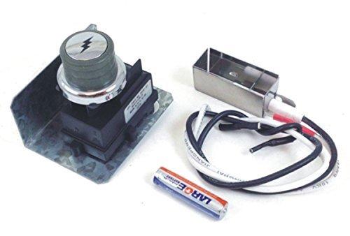 Weber 91360 Electronic Battery Igniter Kit for Spirit (2009-2012) Gas Grills (220 E Weber Spirit)