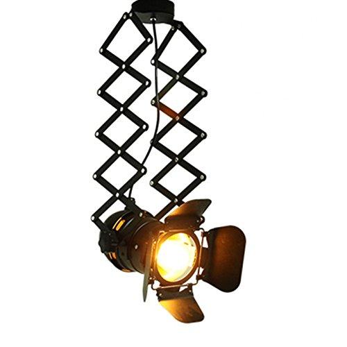 Industrial Track Lighting Pendants - 7