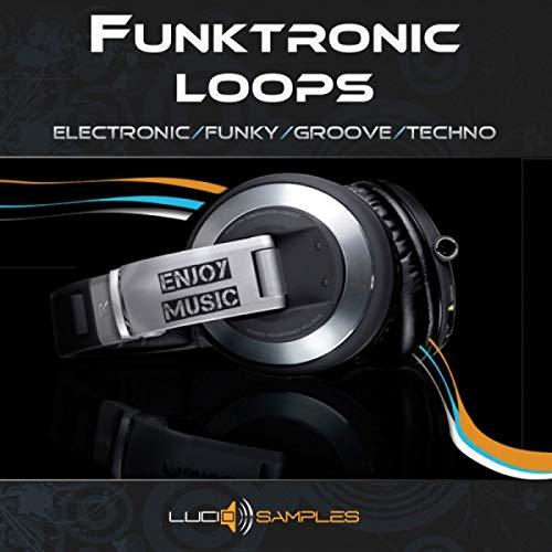 Amazon com: Funktronic Loops - Groove Drum Loops, Funky Drum