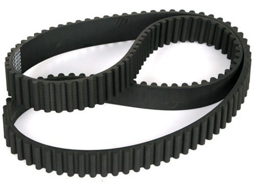 1-040 91 Teeth 10 mm Wide 5 mm Pitch 1.2 mm Depth of Tooth Steel Cords 1.8 mm Tooth Face Length 2.2 mm Belt Thinkness, Ametric/® 5.455.10 Metric Polyurethane Timing Belt T5 Tooth Profile 455 mm Long
