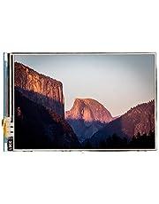 Denash Display Touchscreen LCD TFT da 3,5 Pollici per Raspberry Pi, Monitor HDMI HD LCD colorato con risoluzione 480x320