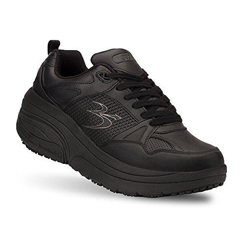 Gravity Defyer Women's G-Defy Iokia Black Athletic Shoes 6.5 W US