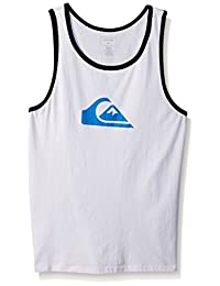 Quiksilver mens Mountain and Wave Tank Top Tee T-shirt