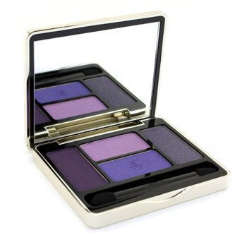 Guerlain Ecrin 4 Couleurs Eye Shadow Palette for Women, 01 Les Violets, 0.25 Ounce