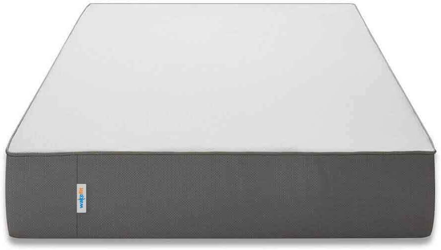 Wakefit Orthopaedic Memory Foam Mattress, Single Bed Size