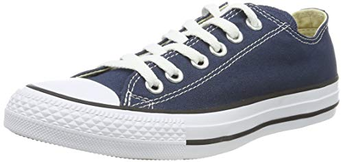 CONVERSE MENS ALL STAR HI SNEAKER Navy - Footwear/Casual 6.5]()