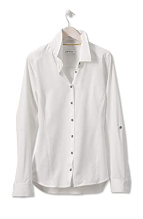 d8f2cd33 Orvis Pack-and-go Long-Sleeved Travel Shirt at Amazon Women's Clothing  store: