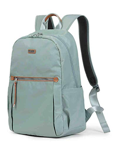 Light Travel Daypack green School Backpack 285801 Nylon Fashion Bag Waterproof Fouvor BY1zwz