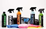 H.P Car Care Track Day Kit: Ultimate Performance Car Detailing Package