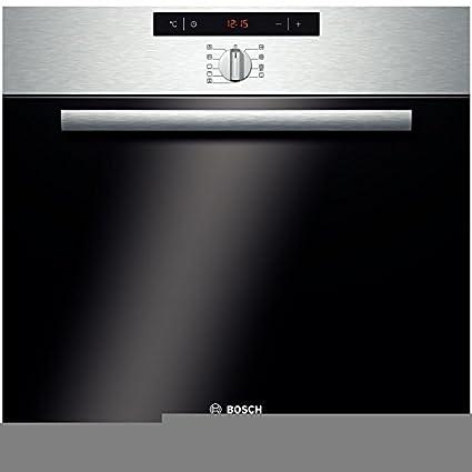 Bosch - Horno HBA64B152F pirolítico: 352.11: Amazon.es: Grandes ...