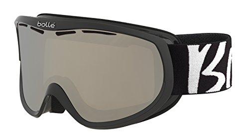 Bollé Sierra, masque de ski femme Noir/Blanc