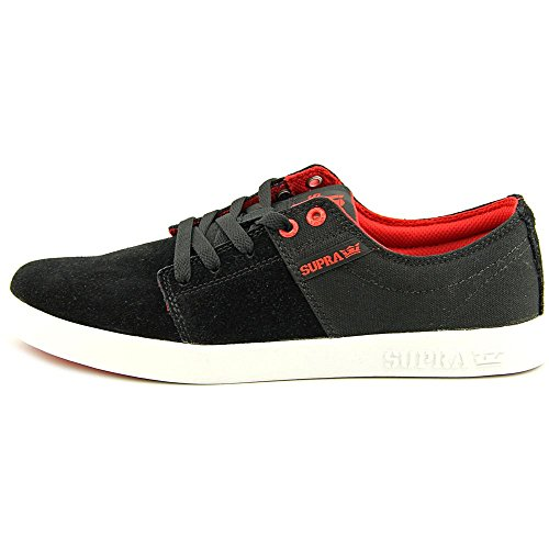 II black Sneakers Erwachsene Unisex STACKS red Supra 4wxHRPqTB