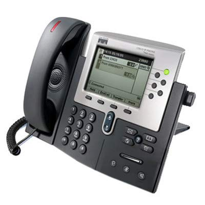 - Cisco CP-7961G-GE Unified IP Phone