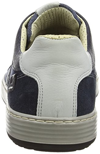 Lloyd Andre, Men's Low-Top Sneakers Blue - Blau (Midnight/Jeans/Blue/Offwhite 9)