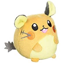 Pokemon Minis effortlessly ~ N stuffed Deden'ne