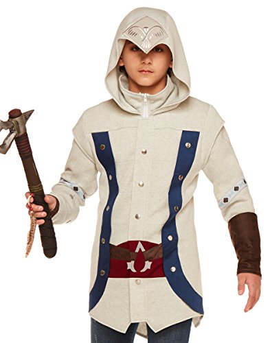 (Spirit Halloween Kids Connor Jacket - Assassin's)